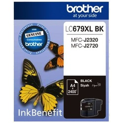 Brother Ink Cartridge Black LC679XL