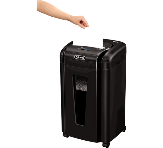 Fellowes Micro-Cut Shredder 460CS