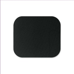FELLOWES MOUSE PAD ECONOMY BLACK