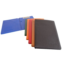 OFFICEPOINT EXECUTIVE FILE FOLDER EP005 ASSORTED COLOURS/METAL CLIP