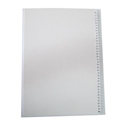 OFFICEPOINT PAD SIDE SPIRAL B5 50SHT NP-08