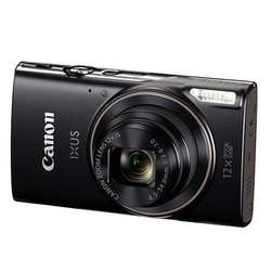 Canon IXUS 285 HS 21MP Digital Camera 1076C001AA Black