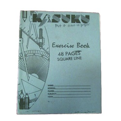 Kasuku-exercise-book-48-pages-square-line.