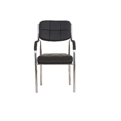 Figo Leather Visitors' Chair