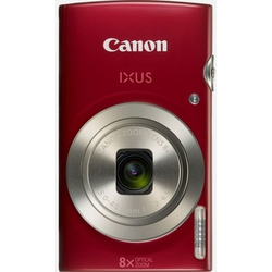 Canon IXUS 185 20MP Digital Camera 1809C001AA Red