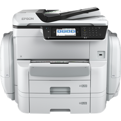 Epson WorkForce Pro WF-C869RDTWF (MEAF-240V) A3+ Printer