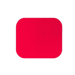 FELLOWES MOUSE PAD ECONOMY RED