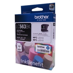 Brother Ink Cartridge Black LC563