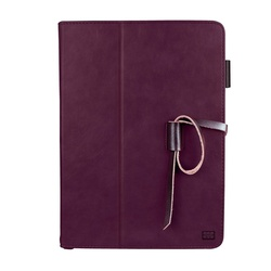 PROMATE CASE LEATHER/CARD SLOTS AGENDA MINI