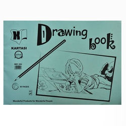 Kartasi Drawing Book A3 054