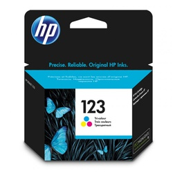 HP Ink Cartridge 123 - Colour