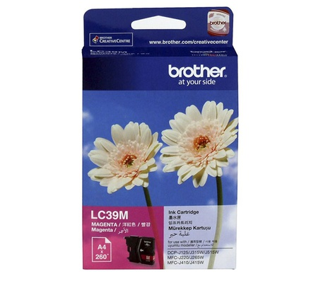 BROTHER CARTRIDGE MAGENTA LC39