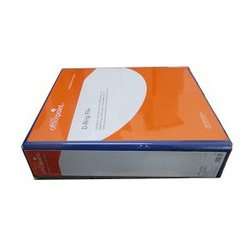 OFFICEPOINT RING BINDER 4R GREY 2040D 2""