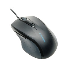 Kensington Pro Fit Full Sized Wired Mouse Black K72369EU