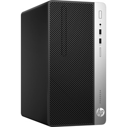 Hp Desktop Intel core i5,4GB Ram,500GB Harddisk,Windows 10(cpu only) #Prodesk 400 G4 MT
