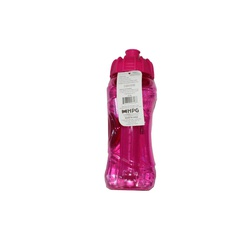 WATER BOTTLE CONTOUR PINK #718 532ML