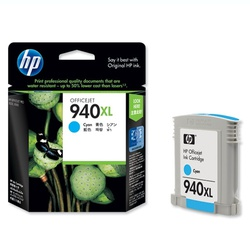 HP INK CART CYAN C4907 940