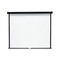PROJECTOR SCREEN 60X60 WALL MOUNT