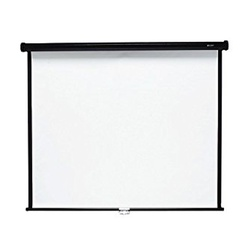PROJECTOR SCREEN 70X70 WALL MOUNT