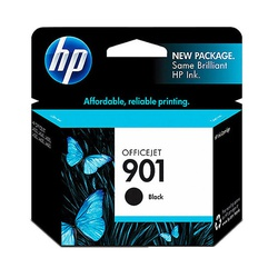 HP Ink Cartridge  C653AE 901 - Black
