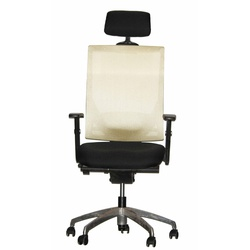 Officepoint High Back Office Chair KI-01B Beech