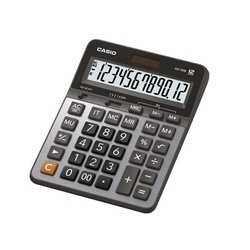 Casio 12 Digits GX-120B Desktop Calculator