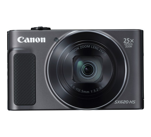 Canon Powershot SX620 HS 20.2MP Digital Camera 1072C002AA Black