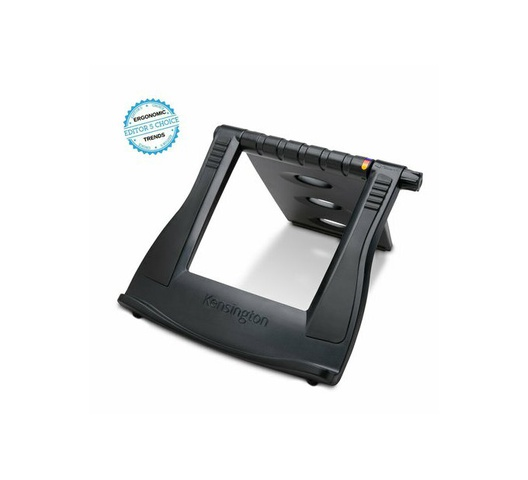 Kensington SmartFit Easy Riser Laptop Cooling Stand Black K52788WW