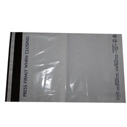 TEEPEE ENVELOPE F/CAP WITH SECURITY SEAL