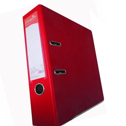 OFFICEPOINT BOX FILE 9606E A4 3'' RED