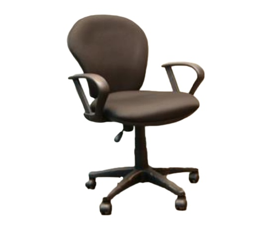 OFFICEPOINT CHAIR SEC W/ARMS D 680