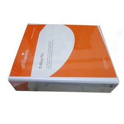 "OfficePoint Ring Binder 4 Ring 1040D 1"" - Blue"