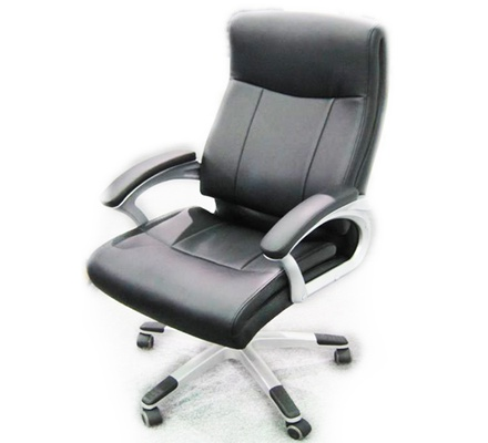 OFFICEPOINT CHAIR LEATHER HIGH BACK KB 1649H