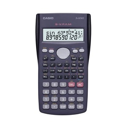 Casio 10 Digits FX82MS Calculator