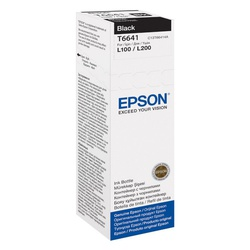 EPSON INK CARTRIDGE BLACK C13T66414A