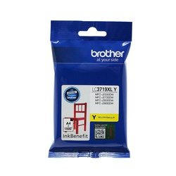 BROTHER INK CARTRIDGE LC3719 XL YELLOW
