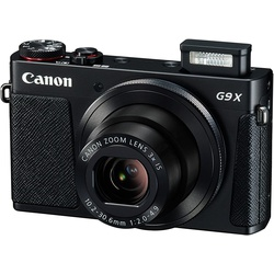 Canon Powershot G9X HS 20MP Digital Camera 1717C002AA Black
