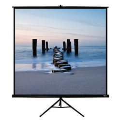 PROJECTOR SCREEN 80X80 TRIPOD