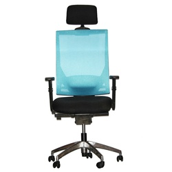 Officepoint High Back Office Chair K1-01B Blue