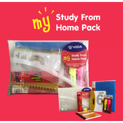 VEDA- My Study From Home Pack