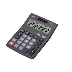 Casio 12 Digits MS-20TV Desktop Calculator