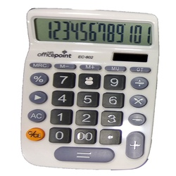 OfficePoint 12 Digits  EC-802 Calculator