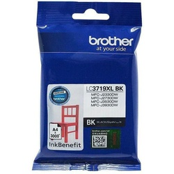Brother Ink Cartridge Black  LC3719 XL