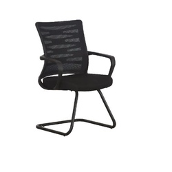 OfficePoint Mesh Visitor Chair KB-2022C Black