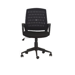 Trax -Mid Back Mesh Rotated Chair W500
