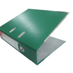 OfficePoint BOX FILE A4 GREEN 9300E
