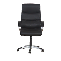Zelos - LEATHER CHAIR HIGH BACK OP1803H