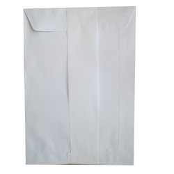 WHITE ENVELOPE C5 PKT 25