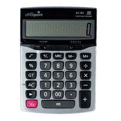 OfficePoint 12 Digits EC-8V Calculator