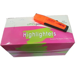 OFFICEPOINT HIGHLIGHTER ORANGE HL-01